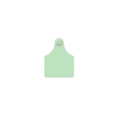 Allflex Global Maxi Blank Cattle Ear Tags 25 Ct Red