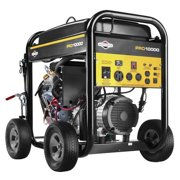 Briggs & Stratton 30556 10,000 Watt PRO Series Portable Generator