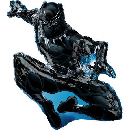 Black Panther Foil Balloon 32