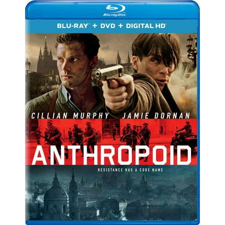 Anthropoid  Blu Ray   Dvd   Digital Copy