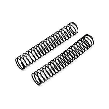 Shock Spring 14X90X1.1mm 23 Coils Black/2pcs Wheely King 6588