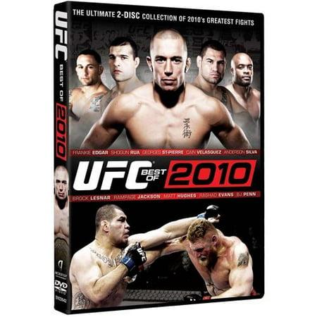 UFC: Best Of 2010 (Widescreen) (Ufc Best Fights Videos)