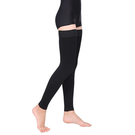 37c0f915d6 Women Thigh High Compression Stockings Varicose Veins Relief Support Socks  - Walmart.com