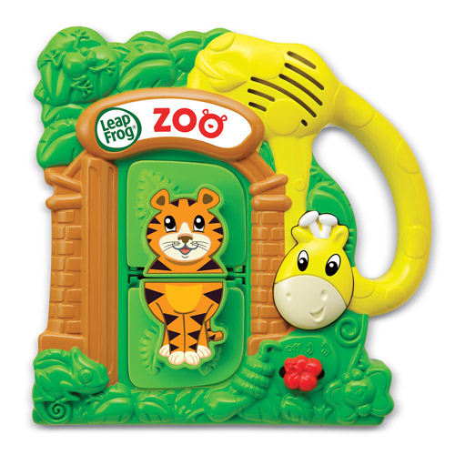 LeapFrog Enterprises 19187 Magnet Zoo Animal Playset