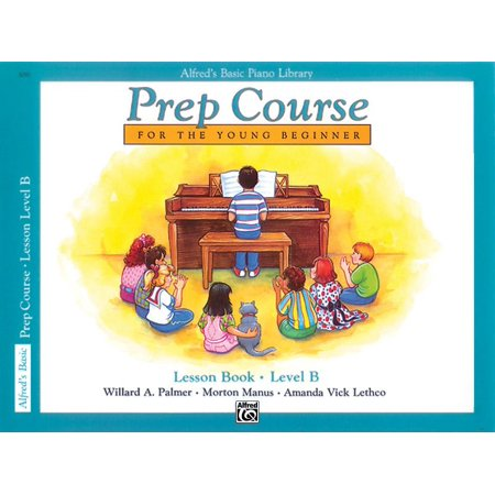 Prep Course Sacred Solo Book (Alfred's Basic Piano Library: Alfred's Basic Piano Prep Course Lesson Book, Bk B: For the Young Beginner (Paperback) )