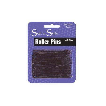 Hair Rollers - SOFT 'N STYLE Salon Beauty Hair Roller Pins 3