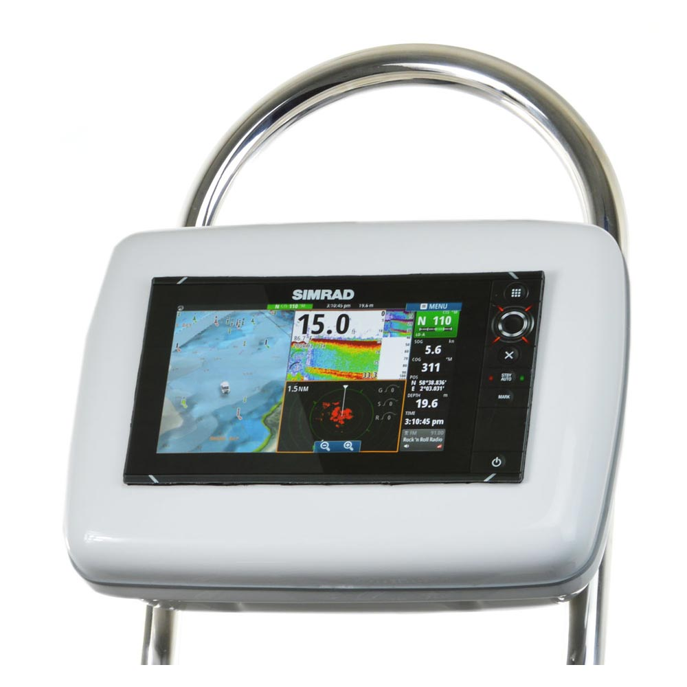 NAVPOD SAILPOD PRE-CUT FOR  SIMRAD NSS9 EVO2 / B&G ZEUS2 9