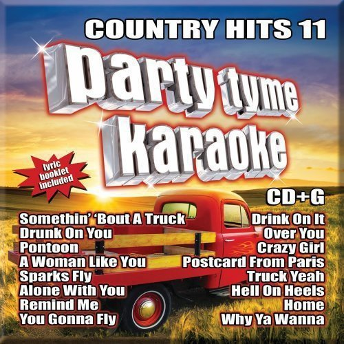 Party Tyme Karaoke: Country Hits 11