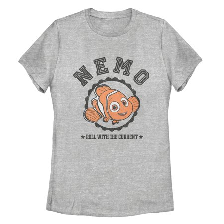 Dory Nemo (Finding Dory Women's Nemo Roll with Current)