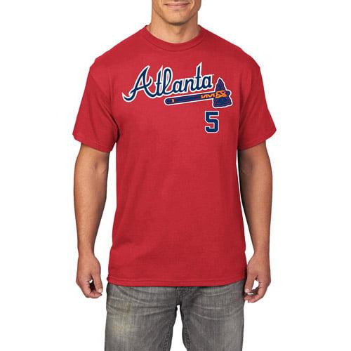 MLB Men's Atlanta Braves F. Freeman Player Tee