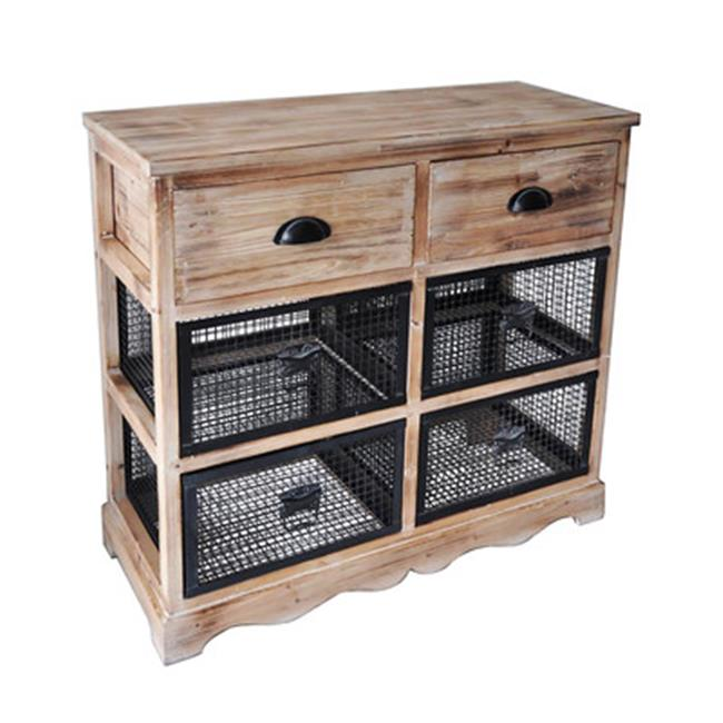 wire drawers for kitchen cabinets cheungs fp 4306 3 wire drawer wood top storage cabinet 1917