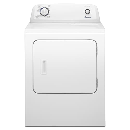 Amana NED4655E 29 Inch Wide 6.5 Cu. Ft. Electric Dryer with Automatic Dryness
