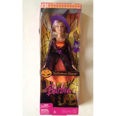 Halloween Charm Barbie Doll