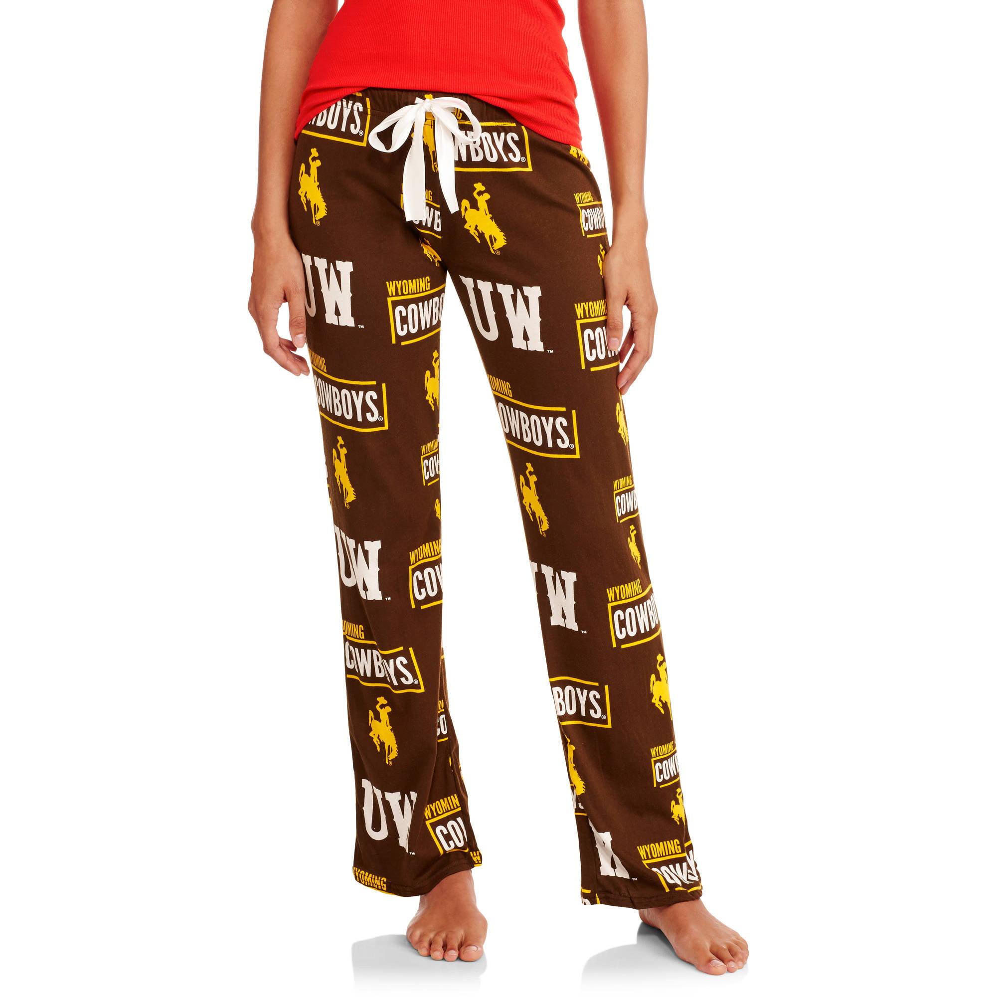 NCAA Wyoming Perimeter Ladies AOP Knit Pant