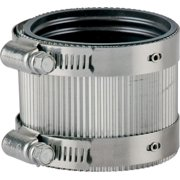 ProSource Pipe Coupling 2 X 1-1/2 In No Hub
