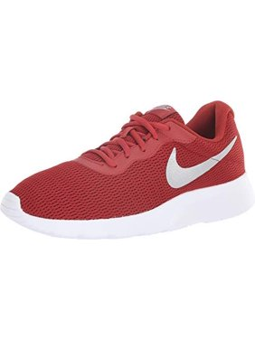 8ce0244d15b0de Product Image Nike AQ7154-601  Men s Tanjun Dune Red Metallic Silver-White  Sneakers (