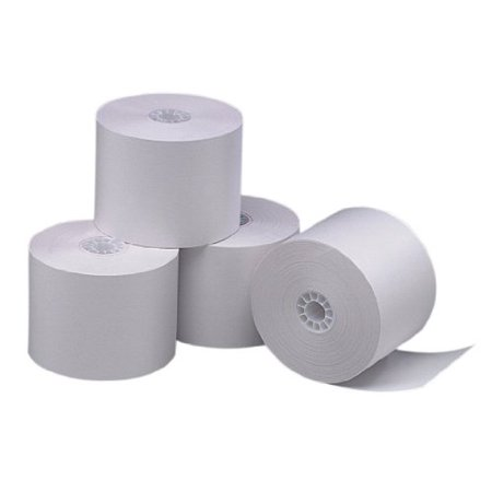10pcs Rolls POS Receipt thermal Paper printer star epson IBM 3 1/8