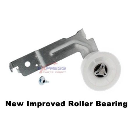 DC93-00634A Samsung Dryer Idler Pulley Assembly AP6038887, (Clothes Dryer Idler Pulley)