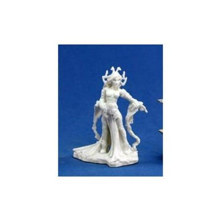 Reaper Miniatures Shaeress, Dark Elf Queen #77066 Bones D&D RPG Mini Figure