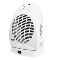 Comfort Zone CZ50 Oscillating Electric Portable Heater with Thermostat