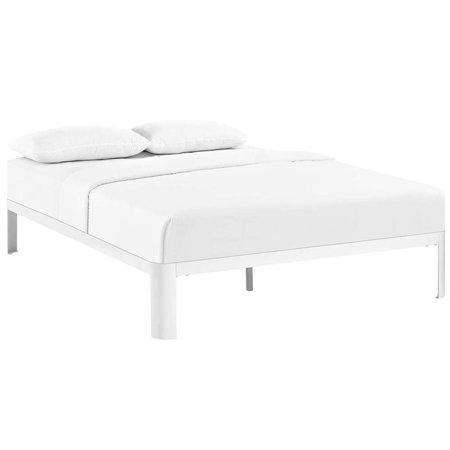 Collection King Storage (Hawthorne Collection King Platform Bed in White )