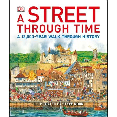 A Street Through Time : A 12,000-Year Walk Through History - Walking On The Street Halloween