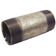Pannext Fittings NG-0560 0.5 x 6 in. Galvanized Pipe Nipple