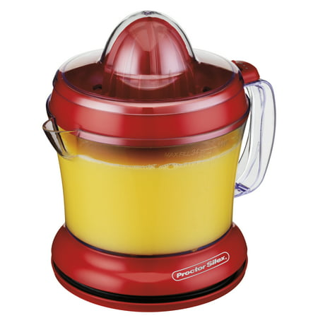 Proctor Silex Juicit 34 oz. Electric Citrus Juicer | Model# (Best Electric Orange Juicer)