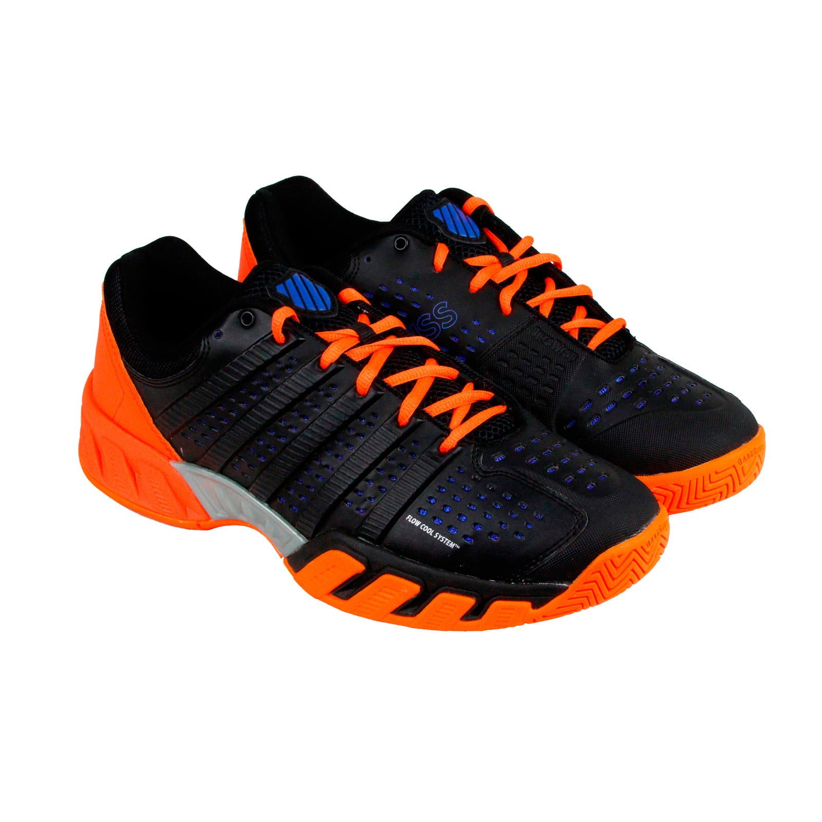 K-Swiss Bigshot Light 2.5 Mens Black Synthetic Athletic Training Shoes by Overstock