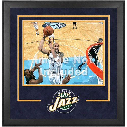 NBA - Utah Jazz Deluxe 16x20 Horizontal Photograph Frame