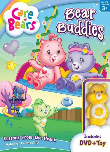 Care Bears: Bear Buddies [Full Frame] [With Care Bears Toy Figurine] by Trimark Home Video