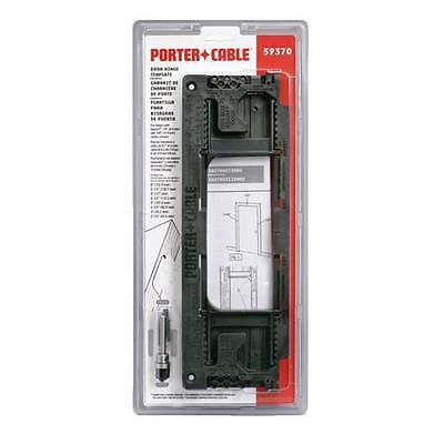 Porter Cable 59370 Door Hinge Template Walmart