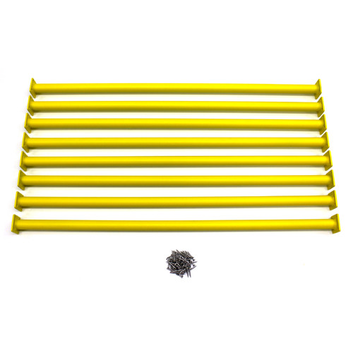 Eastern Jungle Gym 41  Steel Monkey Bar Ladder Rungs (Set of 8)