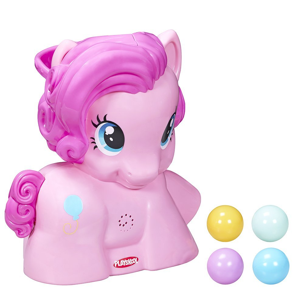 Friends Pinkie Pie Party Popper Featuring My Little Pony..., By Playskool Ship from US by