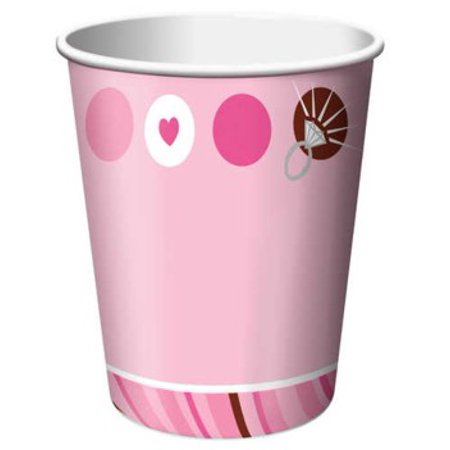 Bride To Be Dots 9oz. Hot/Cold Cups (Bride To Be Cup)