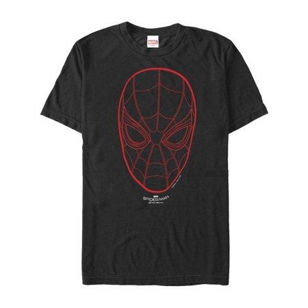Mens Homecoming (Marvel Men's Spider-Man Homecoming Mask)