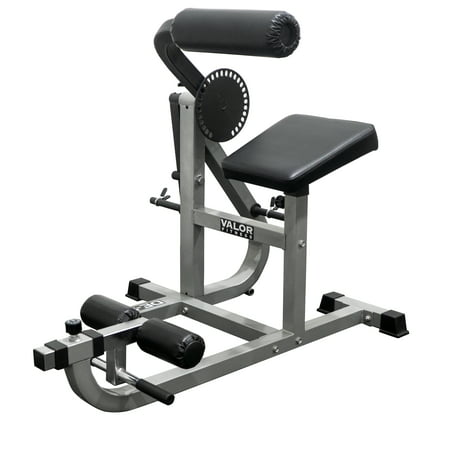 Valor Fitness DE-5 Plate Loaded Ab Back Machine to Strengthen Lower Back and Core