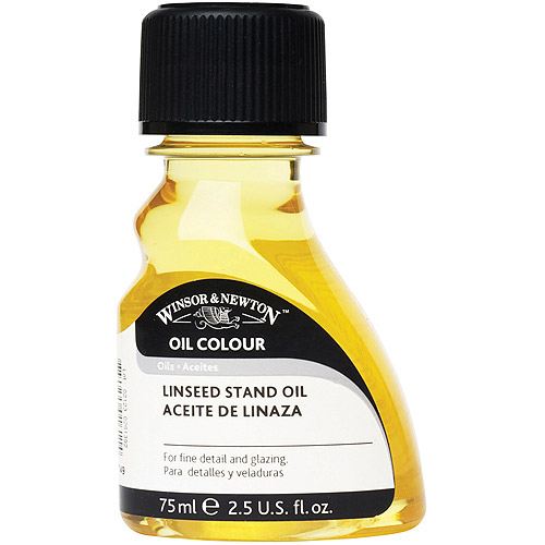 Winsor & Newton Stand Linseed Oil, 75ml