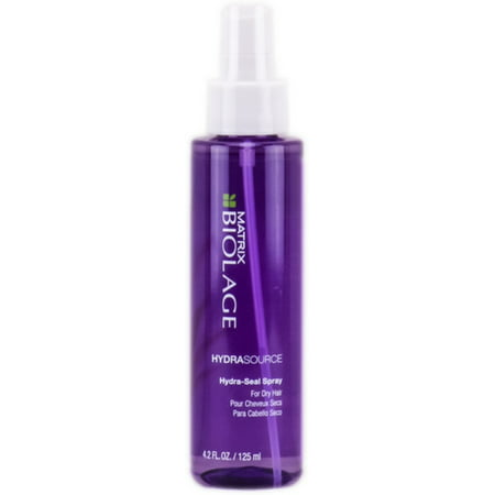 Matrix Biolage Hydrasource Hydra-Seal Spray, 4.2 oz (Pack of 2) (Biolage Scalp Spray)
