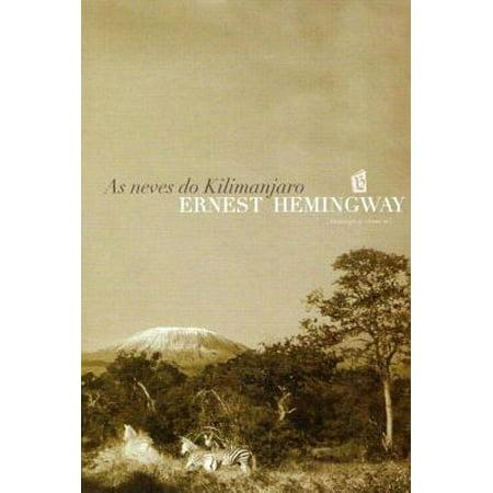Neve Crampon (As Neves Do Kilimanjaro [The Snows of Kilimanjaro] - eBook)