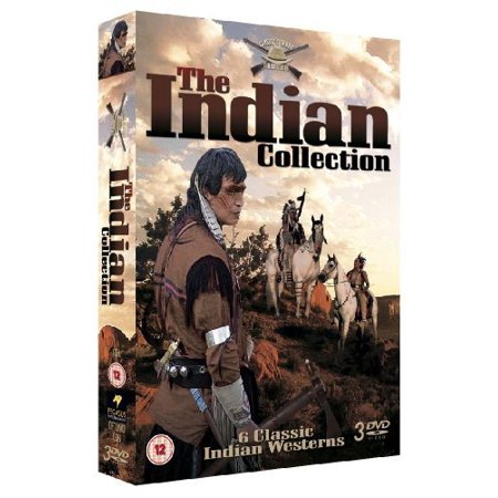 The Indian Collection - 3-DVD Box Set ( Cry Blood, Apache / Mohawk / The Battle of Bloody Stones / Heller / Sitting Bull / Kentucky Rifle ) [ NON-USA (Kentucky Rifle Replica)