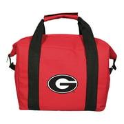 NCAA Georgia Bulldogs 12 Can Cooler Bag