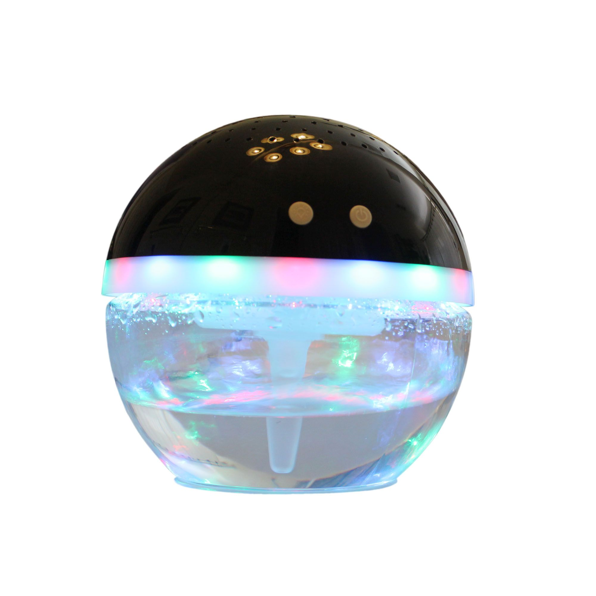 EcoGecko Magic Ball -Light Up Air Washer & Revitalizer, A...