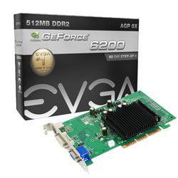 evga 256 A8 N341 LR Tarjeta video AGP8X : Compuamersa.com, La tienda de computo mas (Tarjeta De Video External)