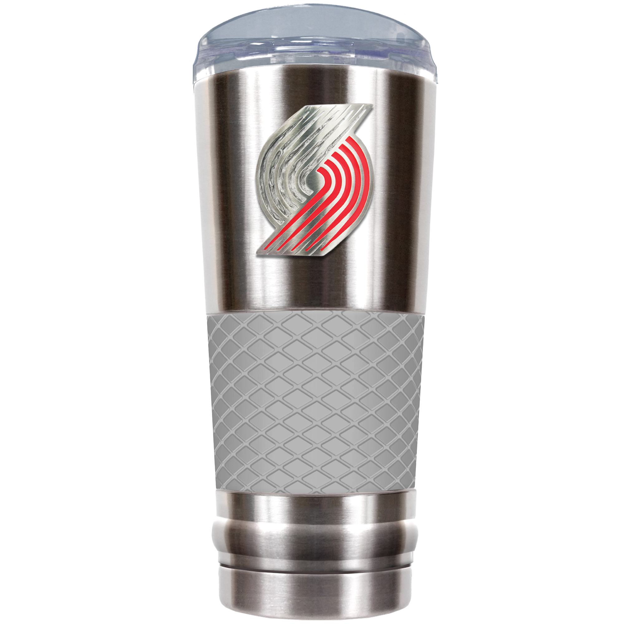 Portland Trail Blazers 24oz. Draft Tumbler - Gray - No Size