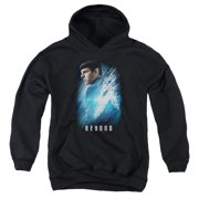 Star Trek Beyond Spock Poster Youth Pullover Hoodie