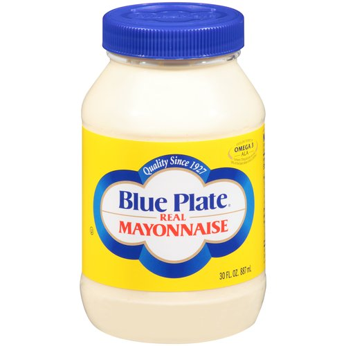 Blue Plate Real Mayonnaise, 30 fl oz