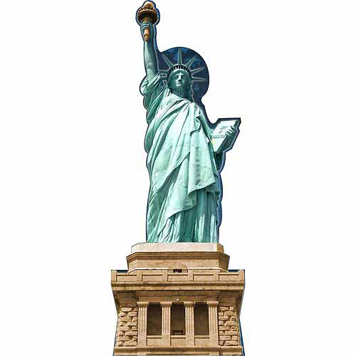 Statue of Liberty Standee