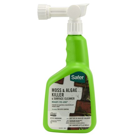 32 oz. Moss and Algae Killer and Surface Cleaner