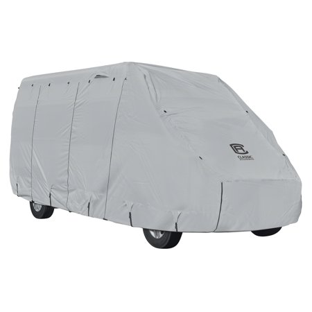 Classic Accessories OverDrive PermaPRO™ Deluxe Class B RV Cover, Fits up to 20' RVs - Lightweight Ripstop Fabric with RV Cover